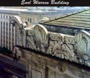 Earl Warren Building - Cornice Detail