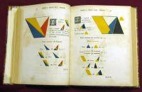 Euclid, five colors, 1847