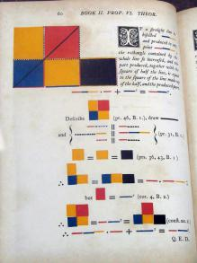 Byrne's Euclid - Book II page 60