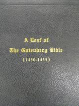 Gutenberg front cover