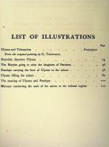 List of Illustrations. Vol. IV