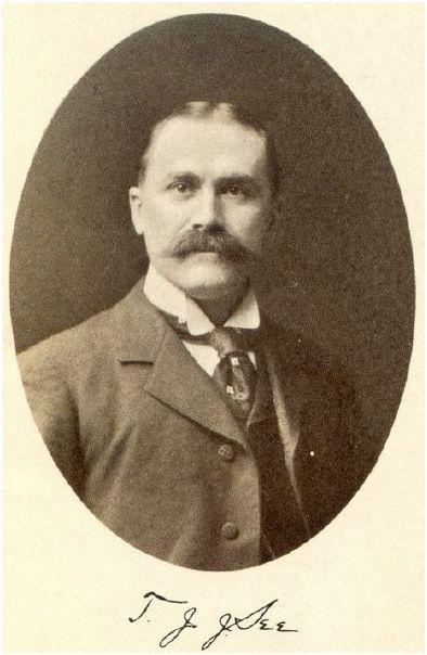Photo of Thomas Jefferson Jackson See