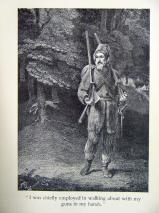 Robinson Crusoe with Gun