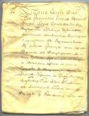 1628 French document page 1