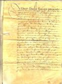 1632 French document page 1