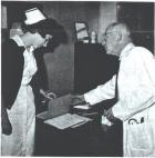KP Reporter June 1963 (Dr McCune with nurse)