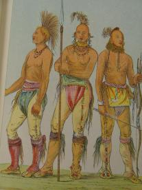 Osage Warriors