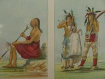 Owl (On Left), Two Menominee Youths