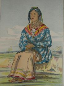 Seminole Woman